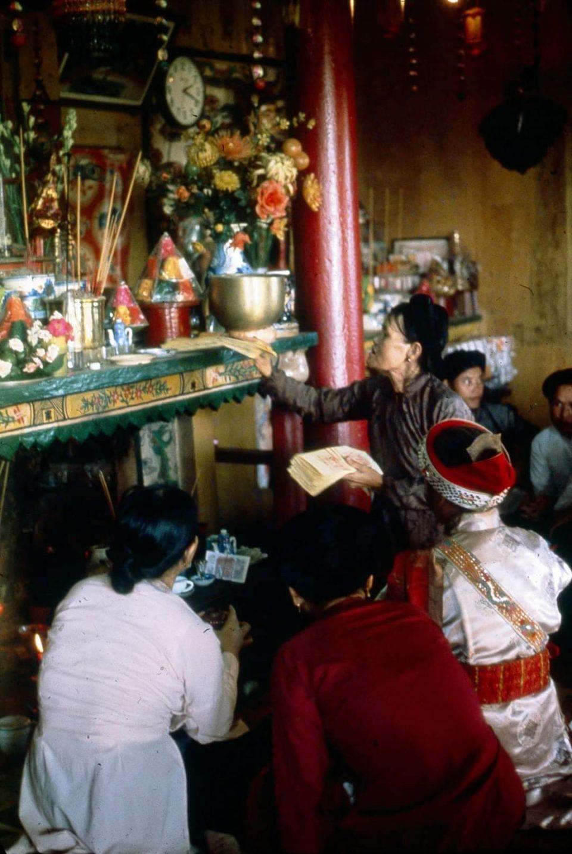 Tứ phủ, tín ngưỡng cổ xưa của người Việt