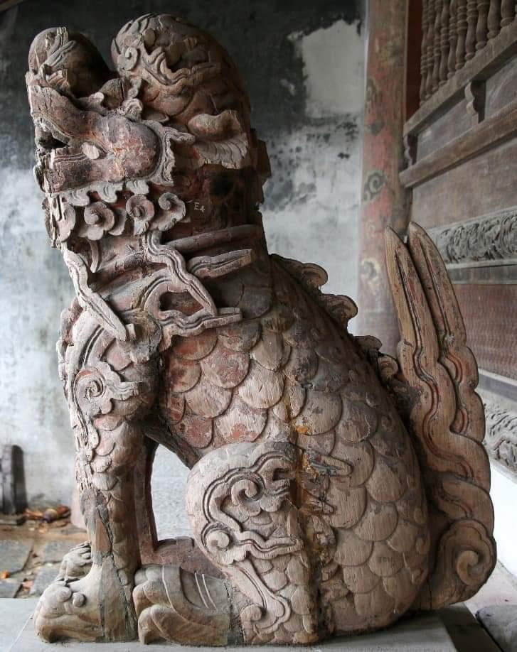 Nghê – Linh thú thuần Việt